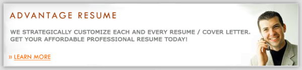Advantage Resume Services